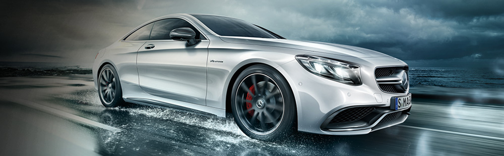 Mercedes Clase S Coupe